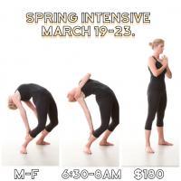 Spring Intensive – Shadow