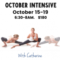 October Intensive – Shadow