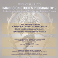 Immersion/Retreat 2019